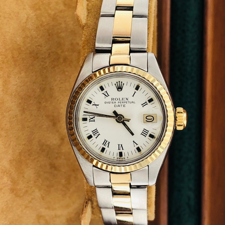 Orologio Rolex Lady Date Just usato