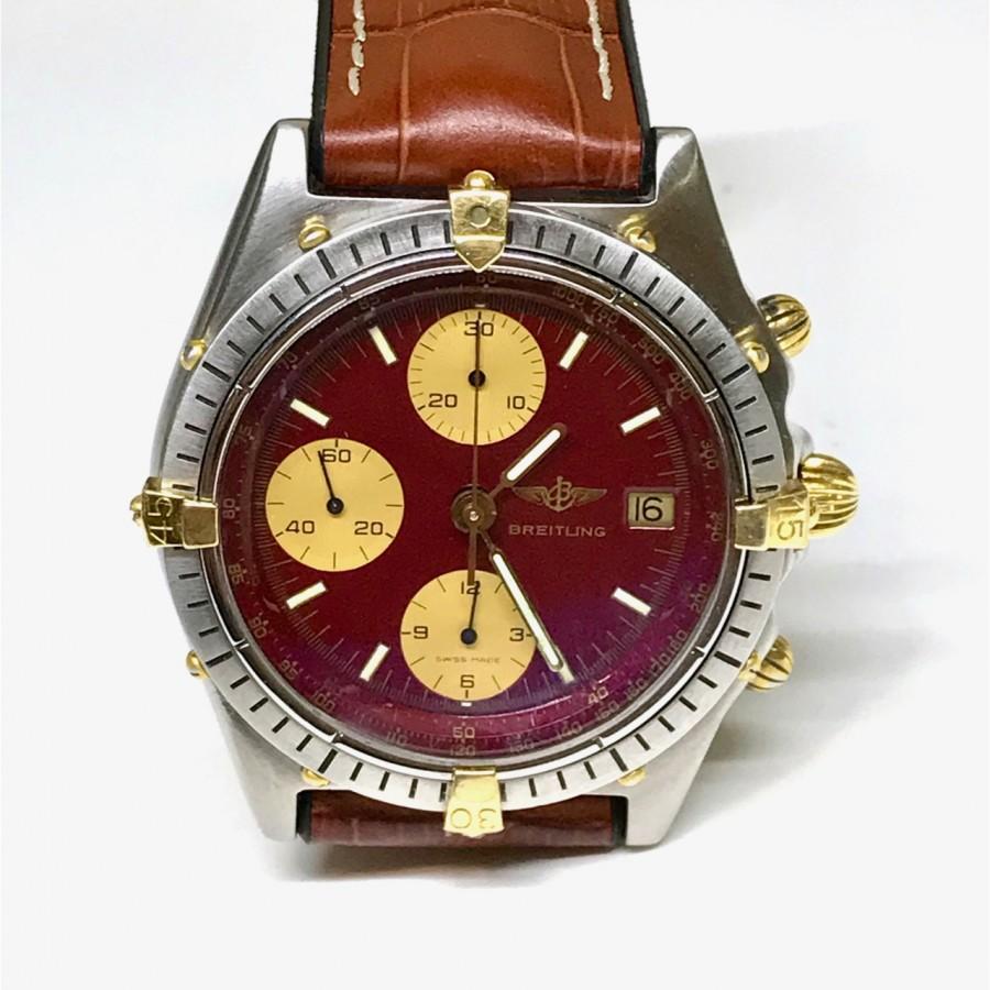 Orologio Breitling Chronomat 81.950 acciaio