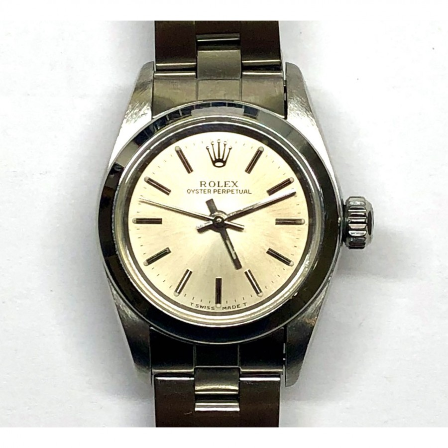 Orologio usato Rolex Lady Oyster Perpetual