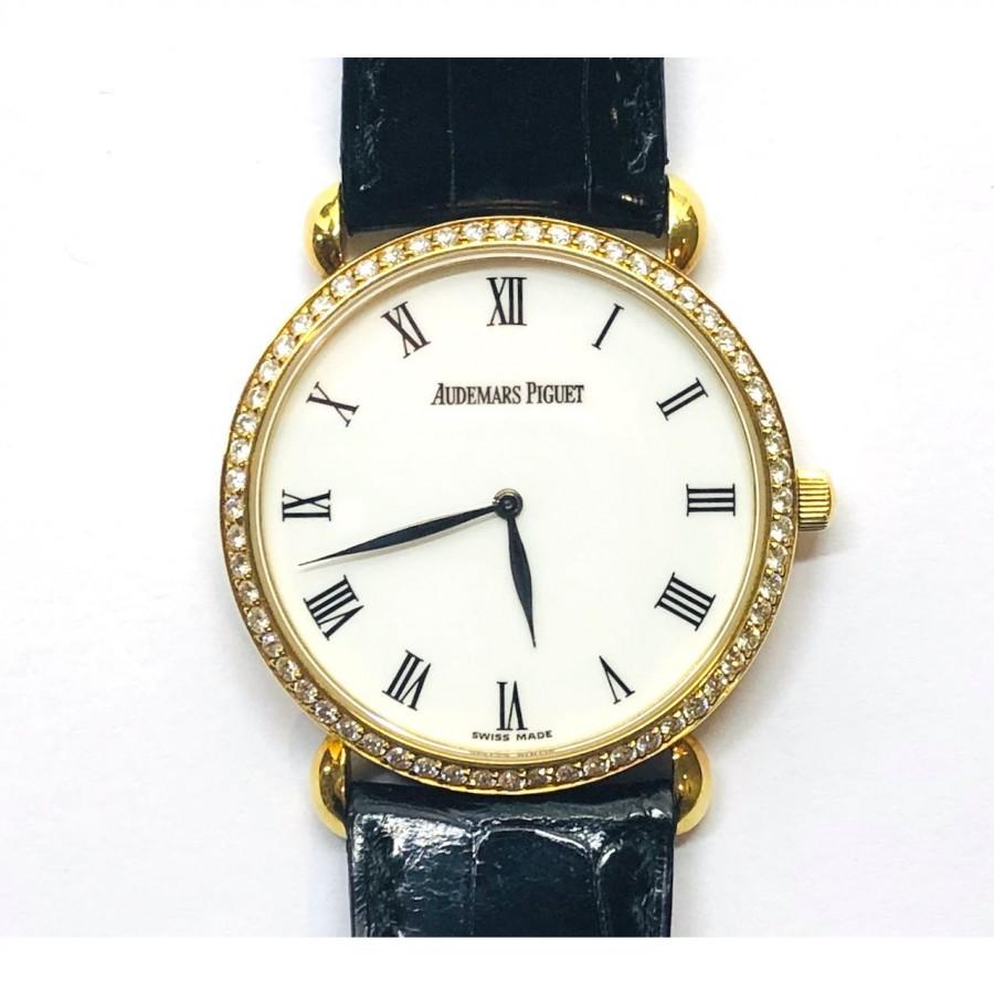 Orologio Audemars Piguet in oro e diamanti