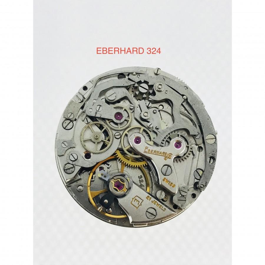 MECCANISMO USATO EBERHARD CRONO 324