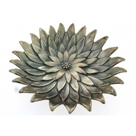 Gianmaria Buccellati, collezione Fiori, fiore di anemone, cm 19 in argento 925