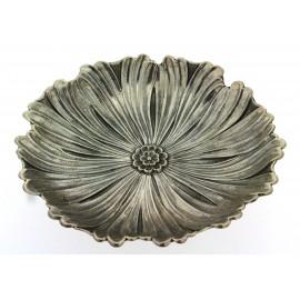 Gianmaria Buccellati, collezione Fiori, fiore di loto in argento 925