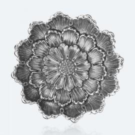 Gianmaria Buccellati, collezione Fiori, fiore di Dalia argento 925
