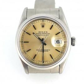 Orologio  Rolex Datejust 16200 Acciaio