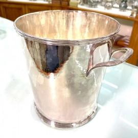 Secchio Porta Champagne in argento 800 vintage
