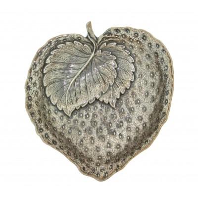 Gianmaria Buccellati, collezione Frutti, frutto della fragola, cm 9x8,5