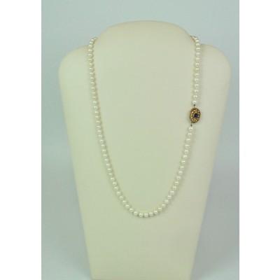 Collana perle Akyoya