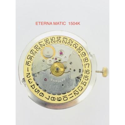 MECCANISMO USATO ETERNA MATIC 1504K