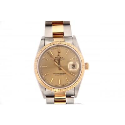Orologio Rolex Perpetual Date 15223 usato