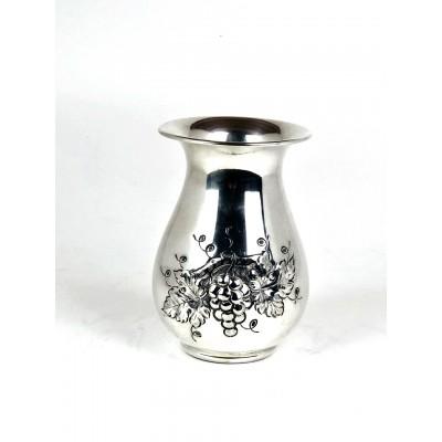 Vasetto argento '800 usato
