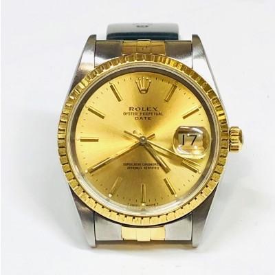 Orologio  usato Rolex Oyster Perpetual Date