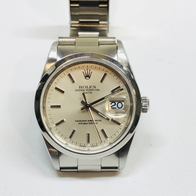 Orologio Rolex Oyster Date 15200