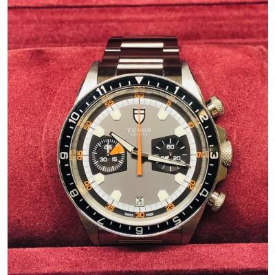Orologio Tudor Heritage Montecarlo Chrono 70330N