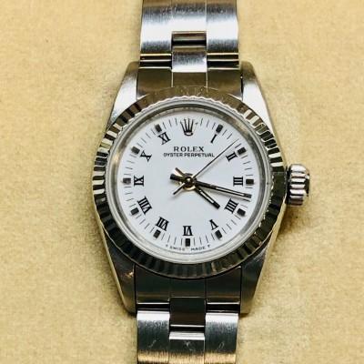 Orologio  usato Rolex  Oyster Perpetual 67194