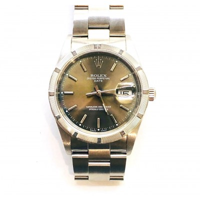 Orologio Rolex Oyster Perpetual date 15210