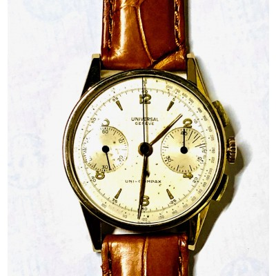 Orologio Universal Cronografo vintagè Uni-Compax