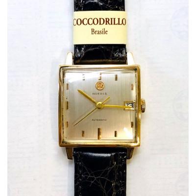 Orologio Moeris in oro automatico vintage