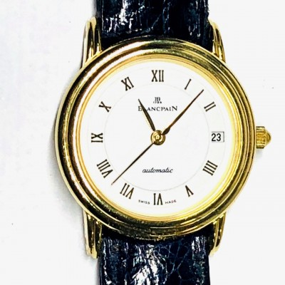 Orologio usato Blancpain Villeret in oro