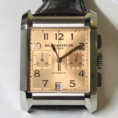 Orologio Baume & Mercier Hampton Crono