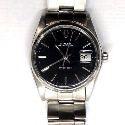 Orologio usato  Rolex acciaio 6694  Oyster Precision