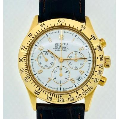 Orologio usato  Zenit  El Primero in oro