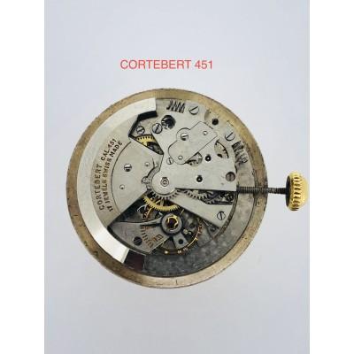 MECCANISMO USATO  CORTEBERT 451 (AS1250)