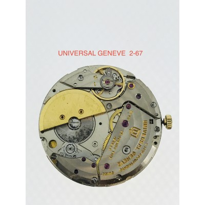 MECCANISMO USATO UNIVERSALGENEVE Cal.2-67