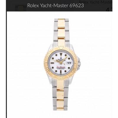Orologio Rolex Yacht-Master acciaio/oro 69623