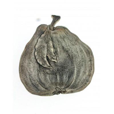 Gianmaria Buccellati, collezione Frutti, frutto della pera argento 925