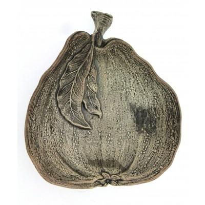 Gianmaria Buccellati, collezione Frutti, frutto della pera, cm 10x8,5