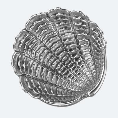 Gianmaria Buccellati, collezione Conchiglie, conchiglia Venus argento 925
