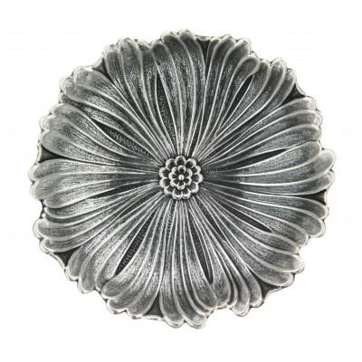 Buccellati fiore di loto cm 8 in argento 925