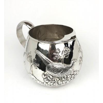 Brocca argento 800