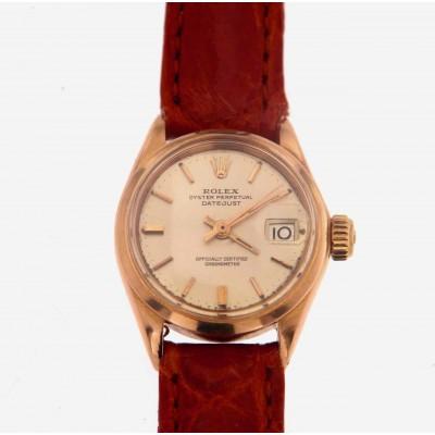 Orologio  Orologio Rolex  oro 6516 Datejust usato