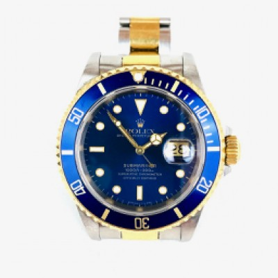 Orologio Rolex  16613 acciaio  oro Oyster  Perpetual Date Submariner usato