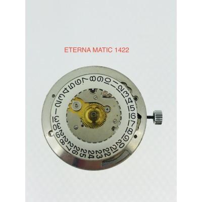 MECCANISMO USATO ETERNA MATIC 1422