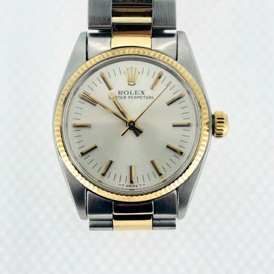 Orologio Rolex Perpetual acciaio oro 6751