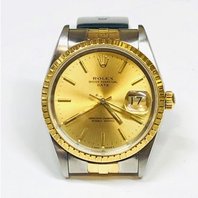 Orologio Rolex Oyster Perpetual Date  15223