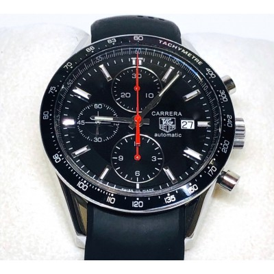 Orologio TAG-HEUER Carrera acciaio