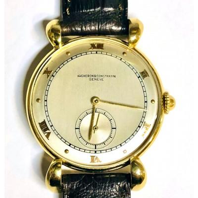 Orologio usato Vacheron Constantein Cassa  in oro giallo