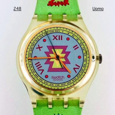 Lotto orologi Swatch Uomo usati
