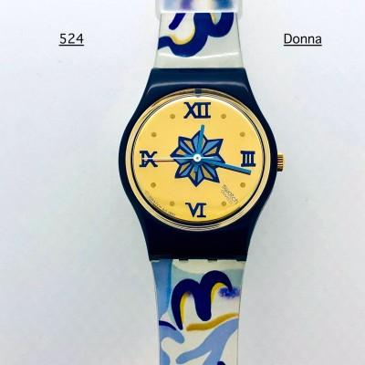 Lotto orologi Swatch Donna usati
