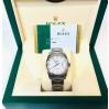 Orologio  usato Rolex Datejust Acciaio 166200