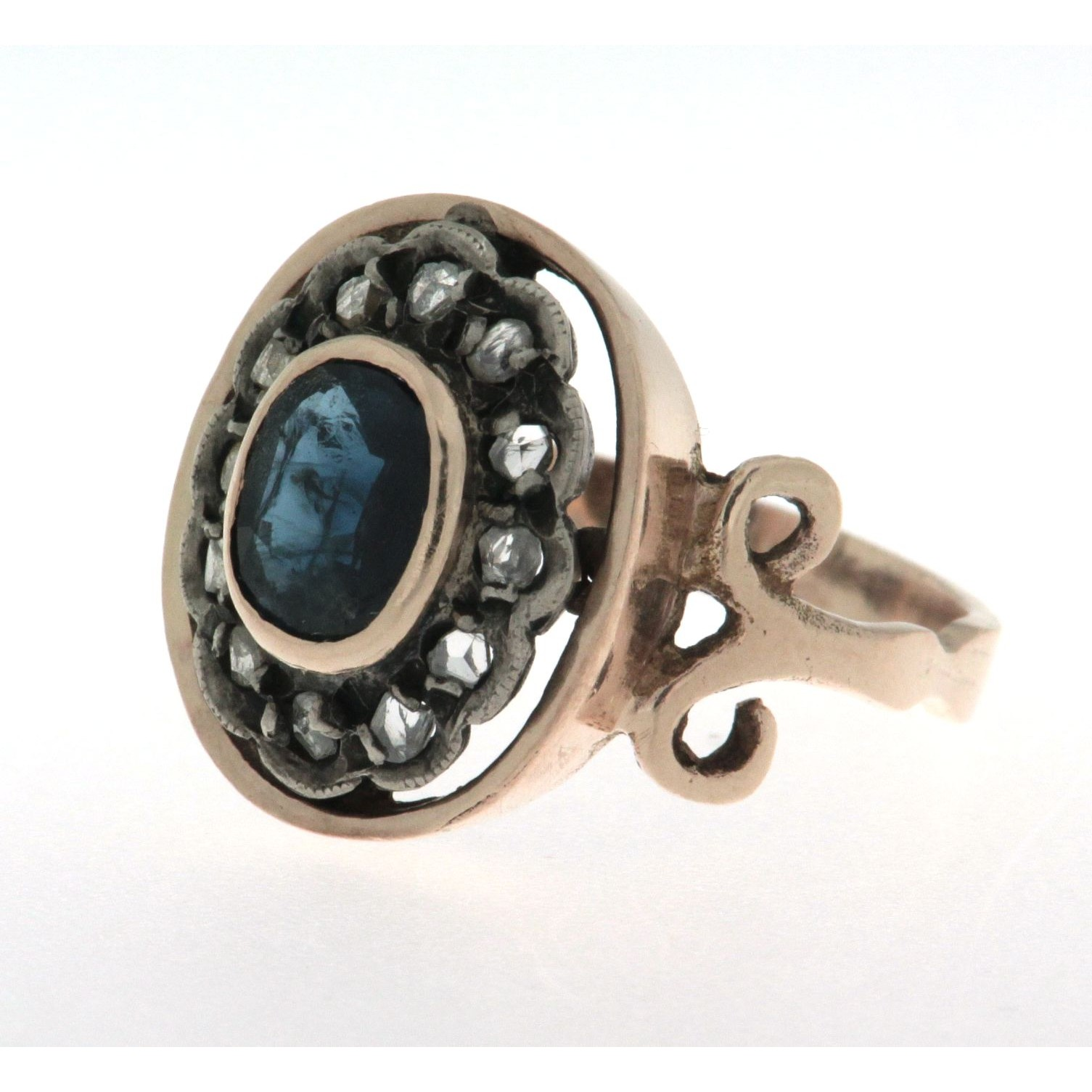 bague or style ancien