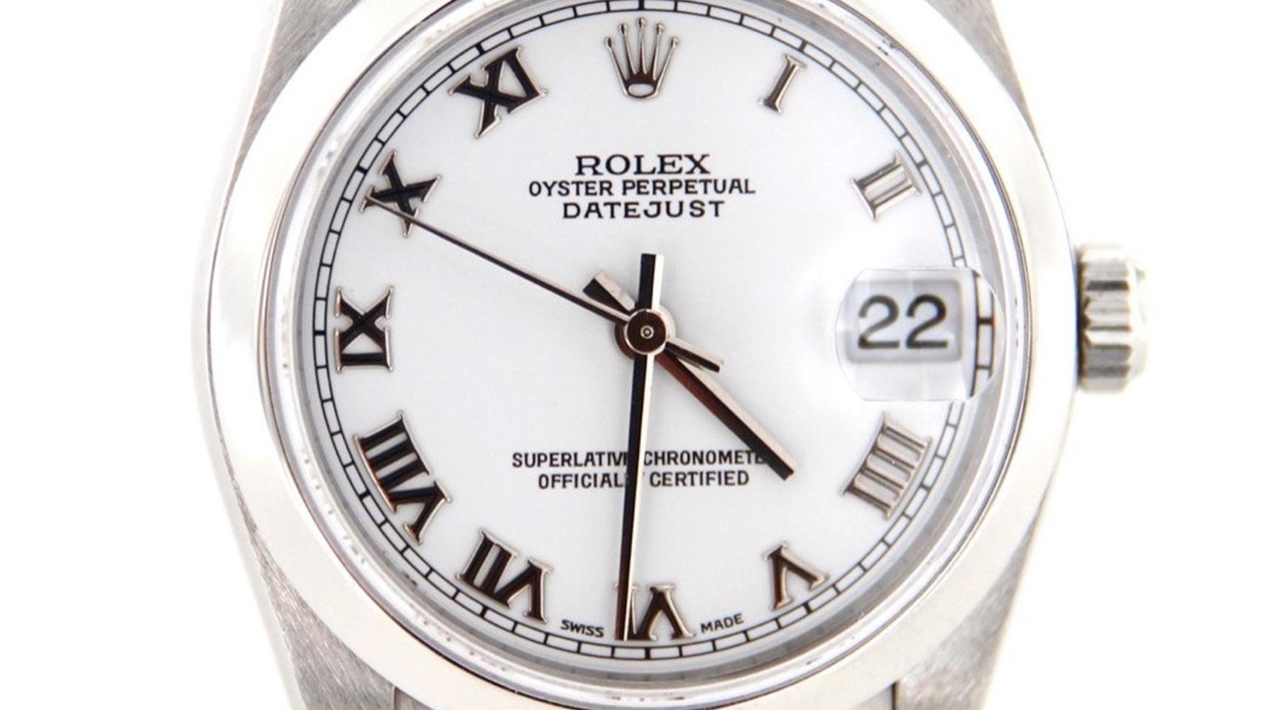 Rolex usati certificati originali